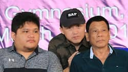 Pres. Duterte's grandson releases official statement on controversial S&R incident