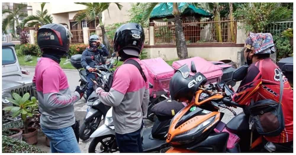 Nasa 10 delivery riders, nabiktima ng fake order sa Las Piñas