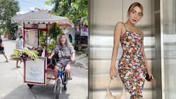 Jelai Andres, nagtinda ng gulay sa viral vlog; namigay ng pera sa mga mamimili