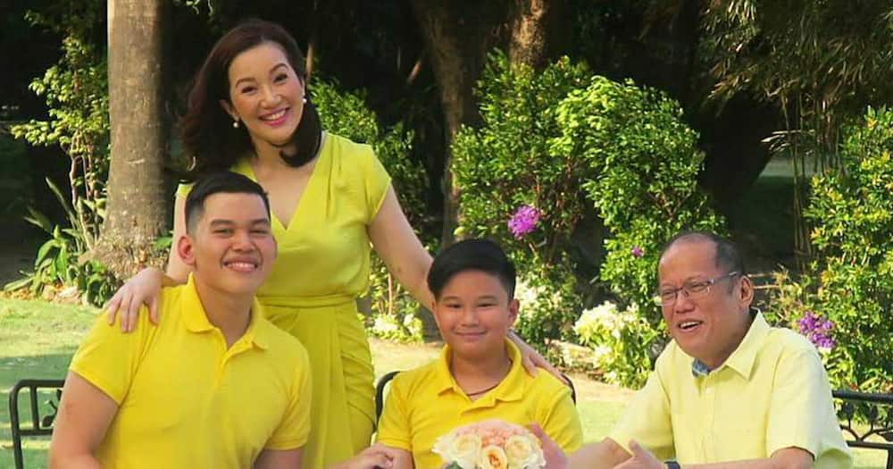Video ng pagdating ng pamangkin ni Former Pres. Noynoy Aquino na si Joshua, viral