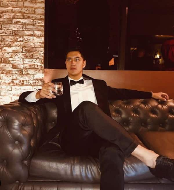 Jericho Rosales' son Santino is now a business owner at the age of 19