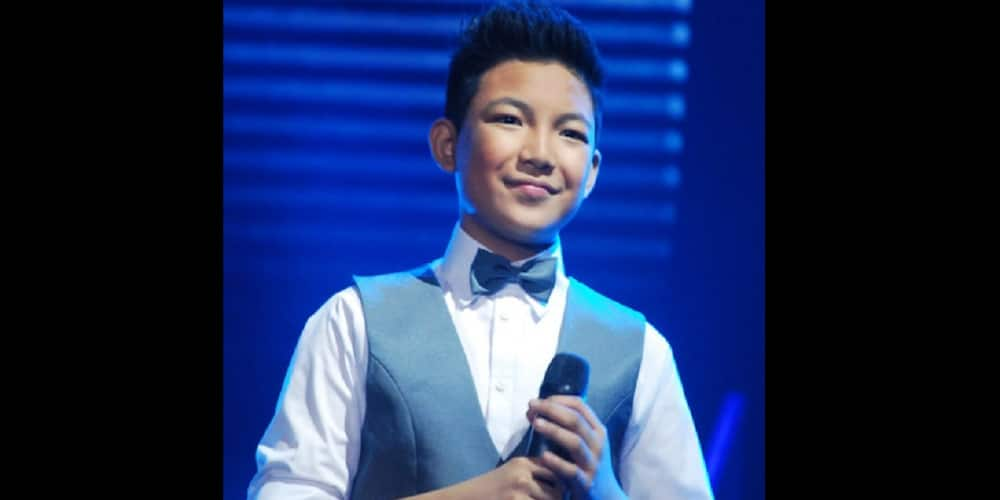 Darren Espanto firmly denies claim of bashers that he is gay