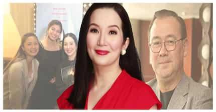 Angel Locsin, Kim Chiu, Sec. Teddy Locsin, Lolit Solis, at iba pa, nagbigay suporta kay Kris Aquino