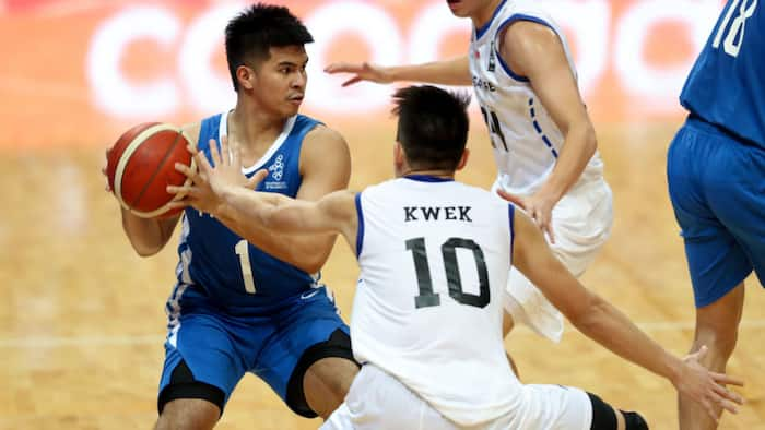 Kiefer Ravena hilariously denies he is the one in viral TikTok video: 'It really hurts'