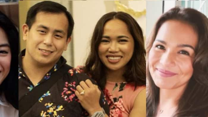 "Celebrities react to Hidilyn Diaz, Julius Naranjo's engagement: ""Kilig pa rin ako"""