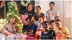 Madam Inutz, may pa-Christmas party sa family bago pumasok sa PBB