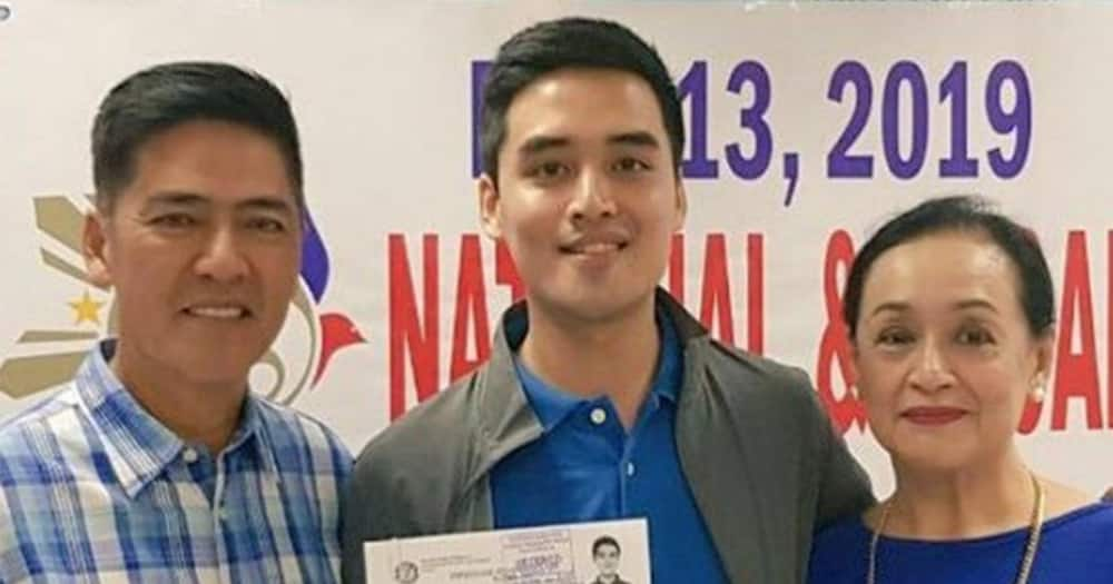 Vico Sotto, nag-post ng throwback photo nila ni Coney Reyes ngayong Mother's Day