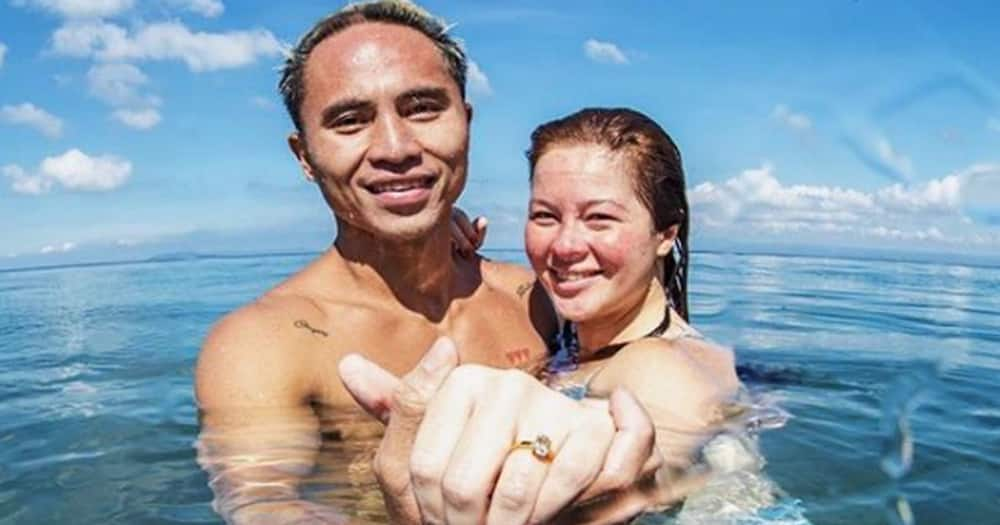 Andi Eigenmann shares first family photo as soon-to-be Mrs. Alipayo
