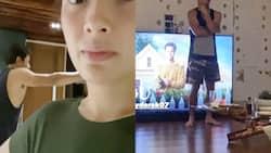 "Ellen Adarna amuses netizens with videos of Derek Ramsay's ""OC peak hours"""