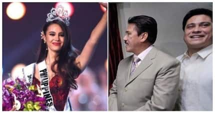 Senators congratulate and thank Catriona Gray for bringing home the Miss Universe crown