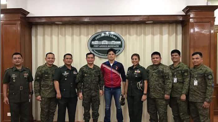 Nasaan ang matatapang? Robin Padilla challenges the youth to join the AFP