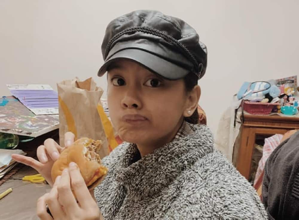Ylona Garcia announces she is now 'working' at fast-food chain amid COVID-19 crisis