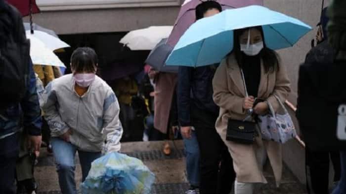 PAGASA: Metro Manila now under Signal No. 1 amid COVID-19 crisis