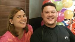 Sara Duterte says not showing of brother Paolo's tattoo is right to privacy