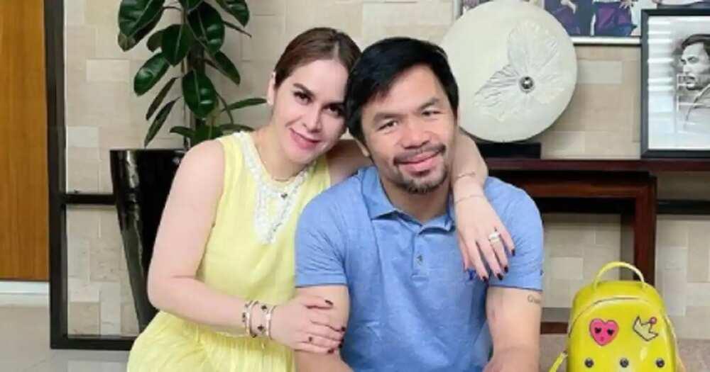 Pacquiao, intense sa training sa Spence fight sa gitna ng alitan nila ni Duterte