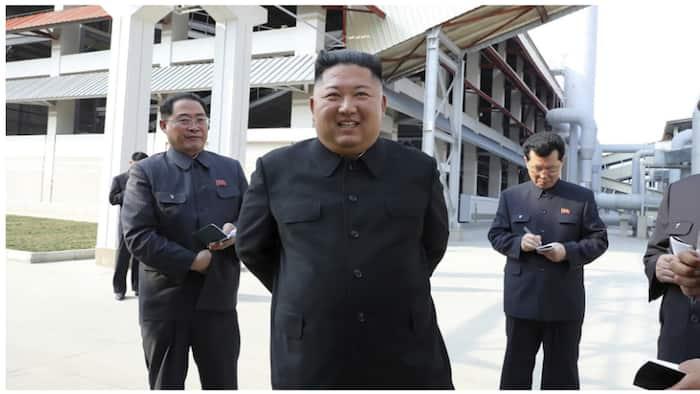 North Korean Leader Kim Jong Un resurfaces after weeks of speculation