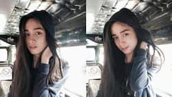 Magandang pasahero ng jeep, nag-viral nang mapagkamalang isang tunay na babae