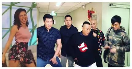Chambe Invasion! Kapamilya stars naki-Chambe dance challenge na kay Alex Gonzaga