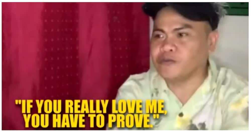 """Tekla to Michelle Bana-ag: """"If you really love me, you have to prove yourself"""""""