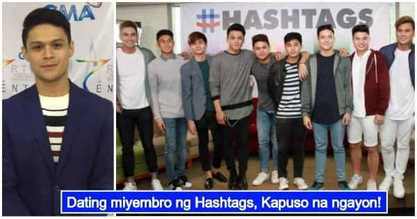 Former Hashtags member Jon Lucas signs contract with GMA