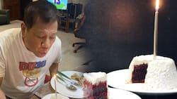 """'Rice Cake' ni President Duterte, ginawang """"legit na cake"""" ng isang bakeshop"""