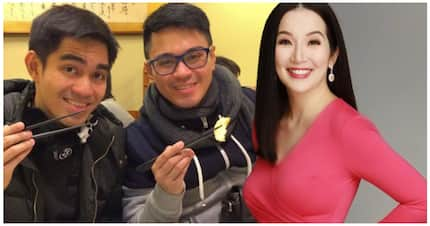 Falcis brothers filed two counts of grave threats against Kris Aquino