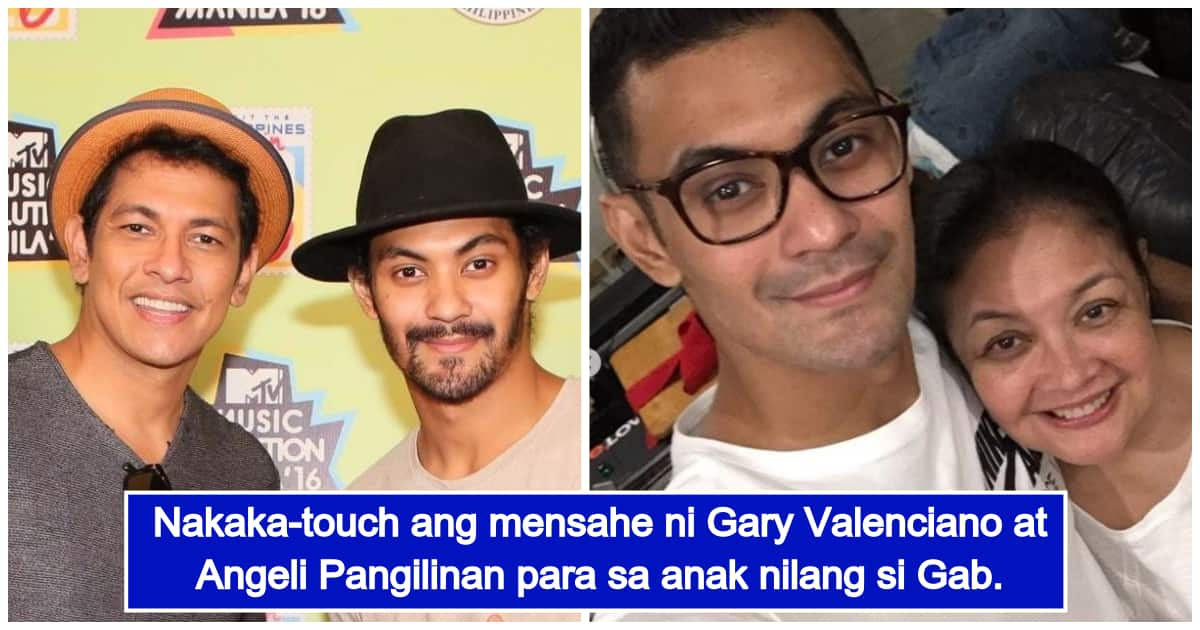 Gab Valenciano receives heartfelt birthday message from his parents