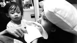 Chynna Ortaleza shares how her daughter Stellar nursed her after she got hurt