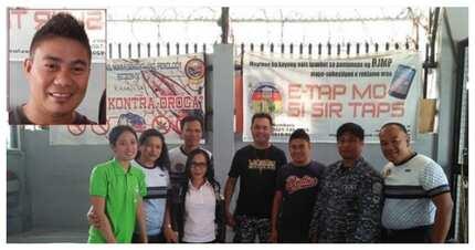 Dating bilanggo sa kasong pagpaslang, registered criminologist na ngayon