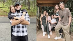 Julia Barretto goes on a fun getaway with her family and Gerald Anderson