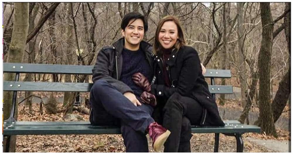 Dating G-mik star na si Miko Samson, ikinasal na sa non-showbiz girlfriend