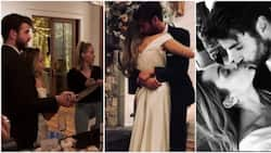 Miley Cyrus posts photos that confirm marriage with longtime beau, Liam Hemsworth