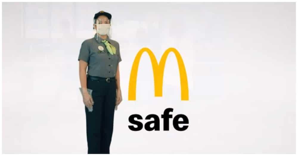 """McDonald's, mariing itinanggi na may kinalaman sila sa Jollibee """"fried towel"""" controversy"""