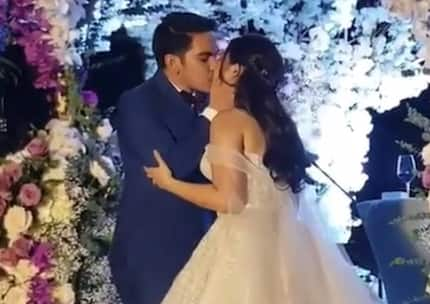 4 priceless moments at Moira Dela Torre's romantic wedding with Jason Hernandez