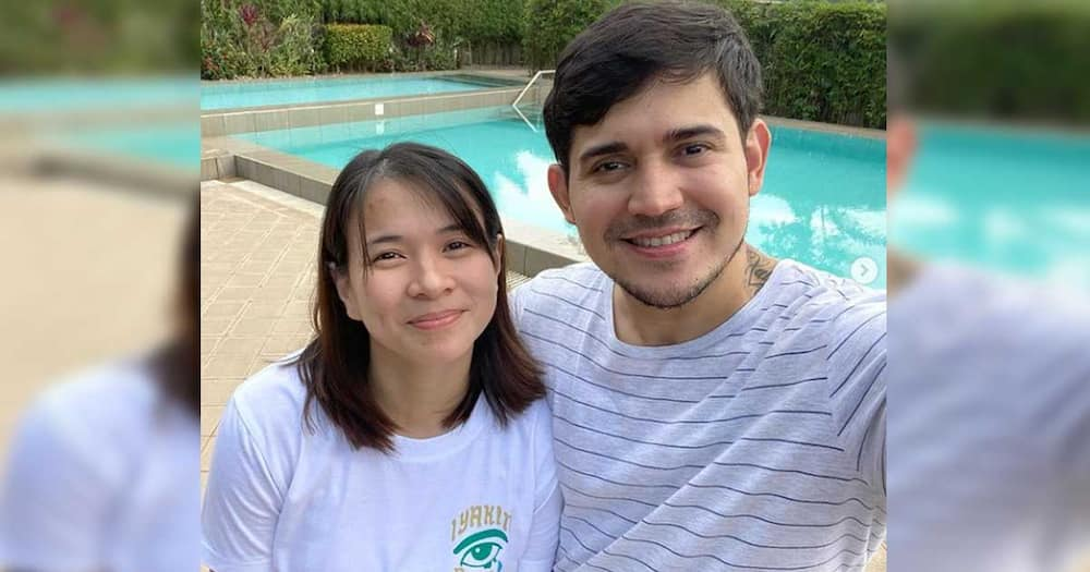 Paolo Contis puts a stop to netizen's malicious question for LJ Reyes