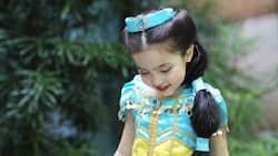 Marian Rivera posts adorable photos of Zia wearing Princess Jasmine costume
