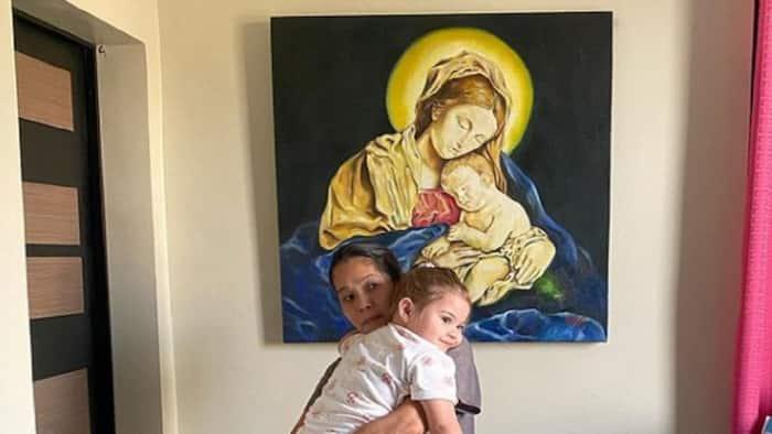 Pokwang recalls struggles as a vendor outside Antipolo Cathedral years ago