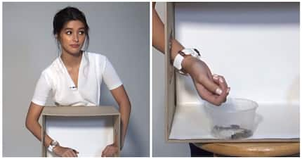 "Walang kaarte-arte! Liza Soberano's ""What's in the box challenge"" goes viral"