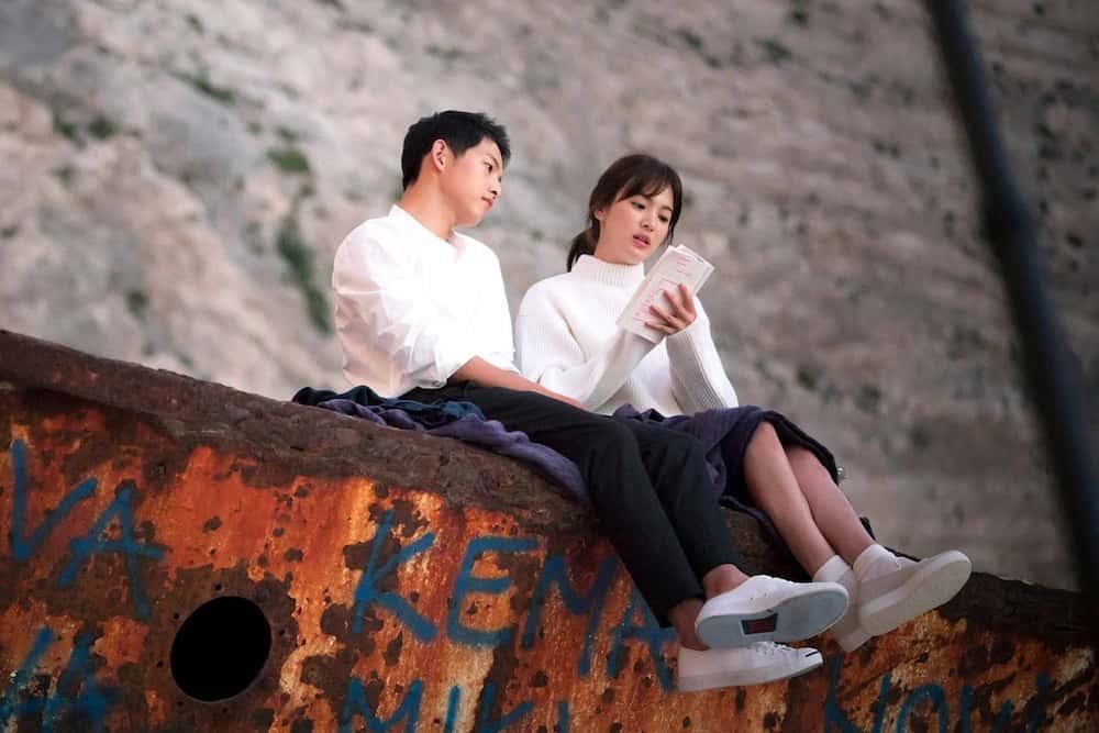 song hye kyo and song joong ki