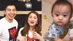 Dianne Medina, Rodjun Cruz feel proud as baby Joaquin stands up on his own