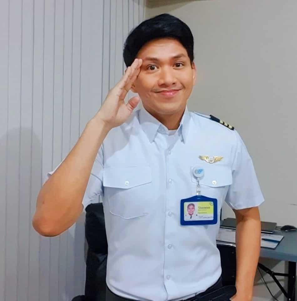 Former GMA news reporter Steve Dailisan is now an online seller after becoming a pilot