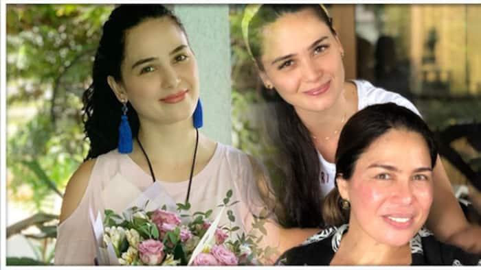 Kristine Hermosa, napaiyak ang kapatid sa kanyang pagbati sa kanilang mama