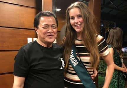 At last, Miss Earth sponsor breaks silence on harassment issue he faces