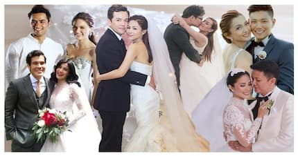Officially Mrs! 6 Most viewed beautiful weddings ng mga original ASAP It Girls