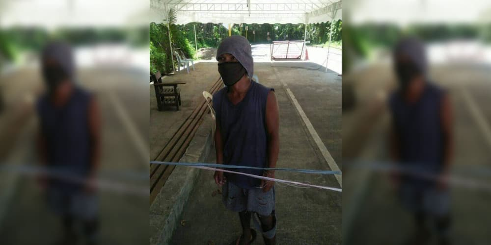 Laid-off construction worker walked 900 km in a month just to get home to Eastern Samar