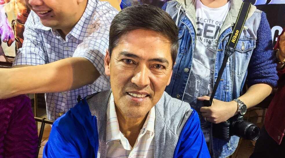 Video ng pagdating ni Vic Sotto sa Sofitel para suportahan ang paghain ng COC ni Mayor Vico, viral