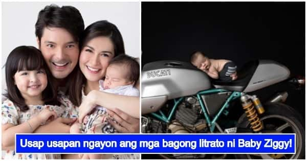 Marian and Dingdong Dantes post new photos of Baby Ziggy ...
