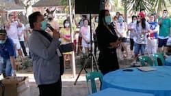 Mocha Uson defends action in gathering OFWs at Matabungkay Beach Resort in Batangas amid ECQ