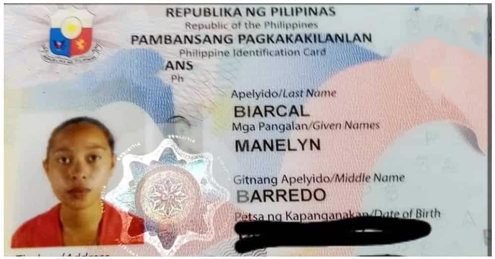 Netizen, ibinahagi ang kanyang pagkabigla sa picture niya sa kanyang national ID