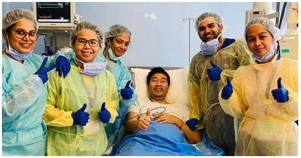 Pinoy COVID-19 patient sa Dubai na 2 buwang kritikal ang lagay, naka-recover